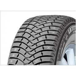 Автошина Michelin 255/55R19 111T XL Latitude X-Ice North 2+ (шип.)