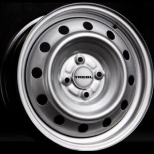 TREBL  Audi  53C45D  5,5\R14 4*108 ET45  d57,1  Black  [9112643]