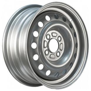 TREBL 5155T 5x14/4x100 ET45 D54.1 Silver