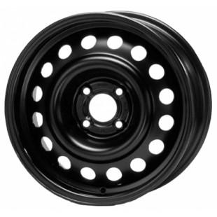 TREBL  Opel  53A49A  5,5\R14 4*100 ET49  d56,6  Black  [9107466]
