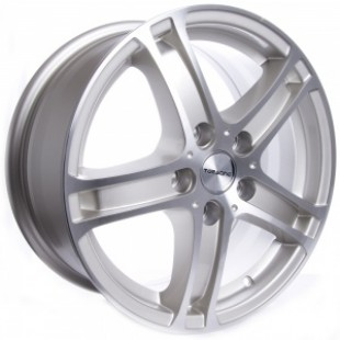 Диск 7*17 5/112 38 73,1 White TGD010 TGRacing