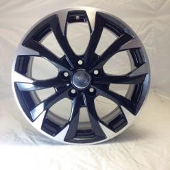 Диск 7j*17 5/114,3 50 67,1 17_Mazda CX-5  алмаз черный  К и К /67964/ КС740 d60